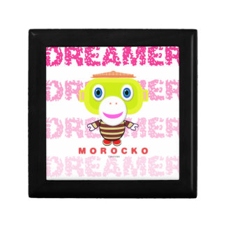 Dreamer-Cute Monkey-Morocko Gift Box