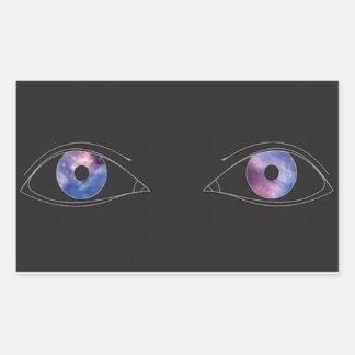 Dreamer eyes - Glossy Sticker
