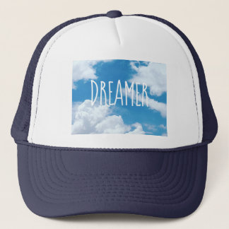 Dreamer Head in the Clouds Trucker Hat