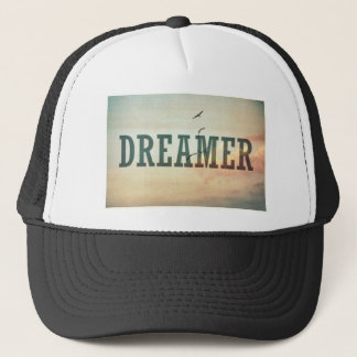 'Dreamer/Krew' Custom Collection Trucker Hat