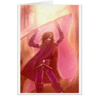 Dreamer The Warrior Card