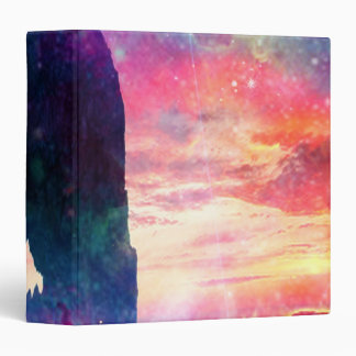 Dreamer's Cove 3 Ring Binder