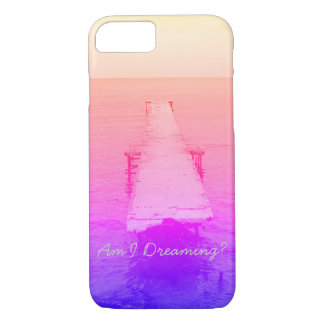 Dreamers iPhone case