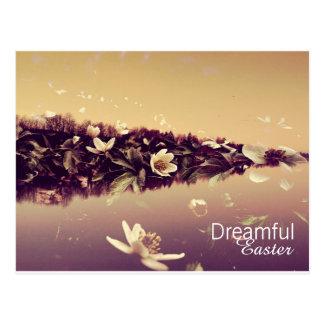 Dreamful Easter Postcard