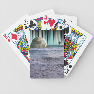 Dreaming At High Tide Bicycle Playing Cards