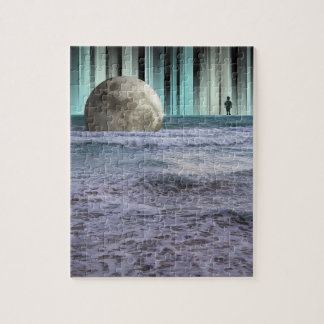 Dreaming At High Tide Jigsaw Puzzle