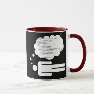 Dreaming in Code Mug