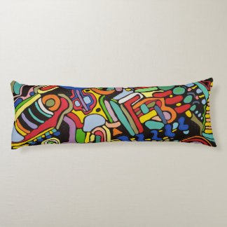 Dreaming in Mexico Body Pillow
