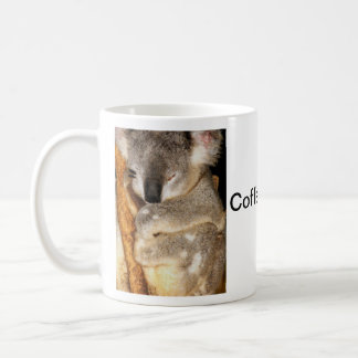 Dreaming Koala Coffee Mug
