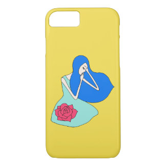 Dreaming Lady Phone Case