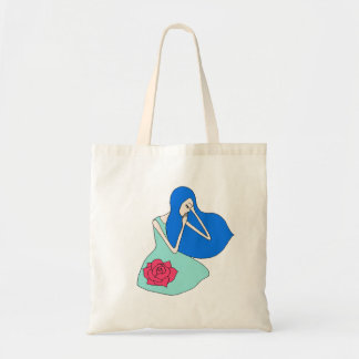 Dreaming Lady Tote