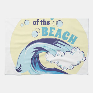 Dreaming Of Beach Kitchen Towel