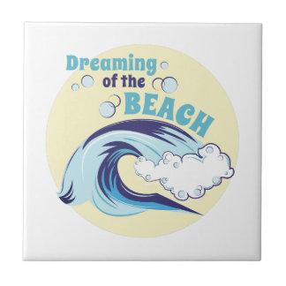Dreaming Of Beach Tile