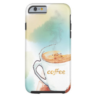 Dreaming of Coffee iPhone 6 Case