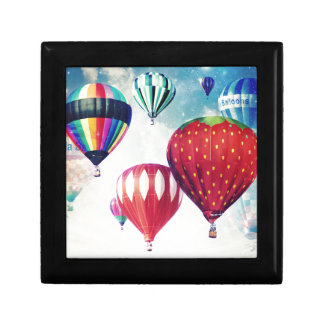 Dreaming of Hot Air Balloons Gift Box