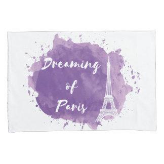 Dreaming of Paris - Pillow Cases