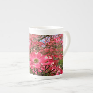 Dreaming of Pink Dogwood Blooms in Spring! Tea Cup