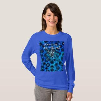 Dreaming of Snowflakes! T-Shirt