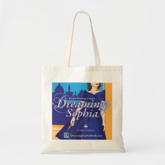Dreaming Sophia Book Tote Bag