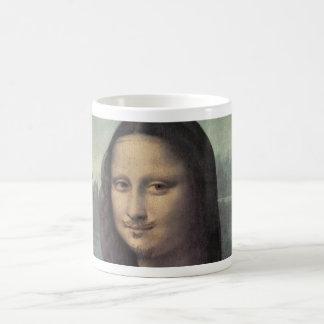 Dreaming Sophia Mona Lisa Mug
