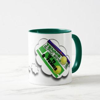 Dreaming Tennis Mug