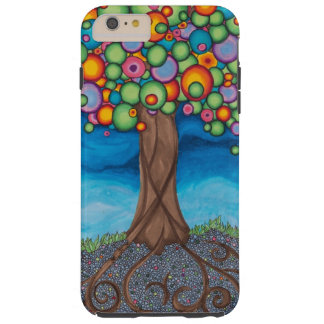 Dreaming Tree Tough Phone Case