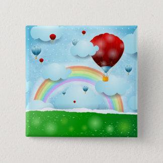 Dreamland 2 Inch Square Button