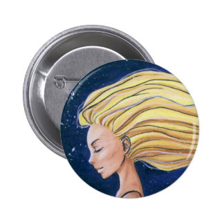 Dreams 2 Inch Round Button