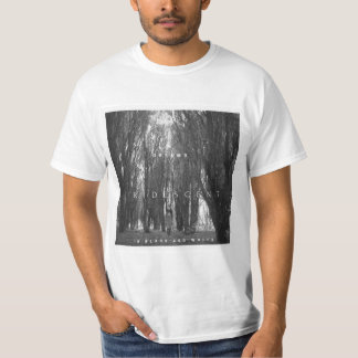 Dreams and Black and White T-Shirt