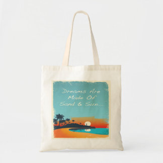 Dreams Are Made Of Sun And Sand Basic Tote
