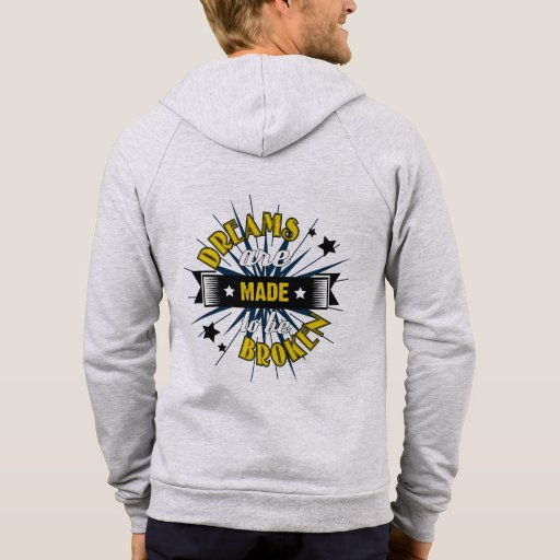 Dreams Are Made to be Broken Pullover