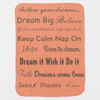 Dreams Baby Blanket