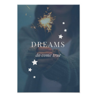 Dreams Do Come True Poster