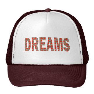 DREAMS Dreamer Sleep Sleepy fashion LOWPRICE GIFTS Trucker Hat