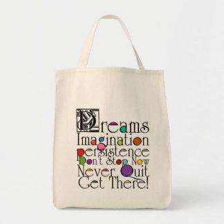 Dreams & Imagination Tote Bag