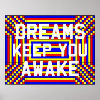 how to keep you awake