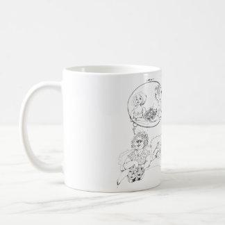 Dreams of lost love coffee mug