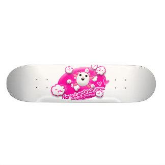 Dreams of popcorns skateboards