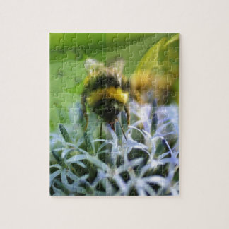 Dreams of the bee jigsaw puzzle