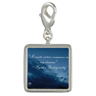 Dreams Quote Charm