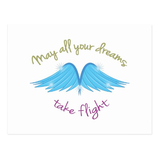 Dreams Take Flight Post Cards