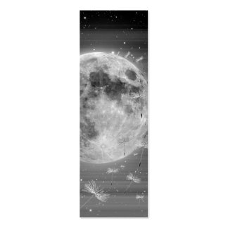 Dreams That Fly Bookmarker Card Pack Of Skinny Business Cards