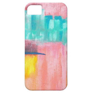 Dreamscape Abstract Art Original Painting Design iPhone 5 Covers