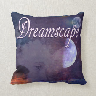 Dreamscape Designer Throw Pillow