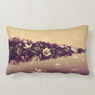 Dreamscape Double Exposure Pillow