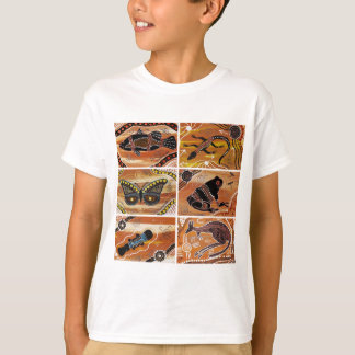 Dreamtime Collage T-Shirt