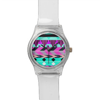 Dreamy Aztec Wristwatch