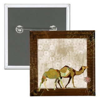 Dreamy Camel Button