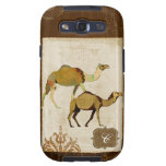 Dreamy Camels Monogram Case Galaxy S3 Covers