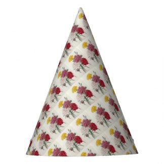 Dreamy Dianthus Party Hat